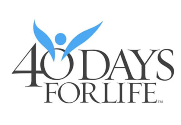 40 Days for Life – Sept. 22-Oct. 31