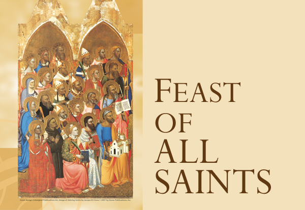 All Saints' Day – November 1